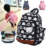 Kids Childrens Toddlers Character Backpack Rucksack Lunch School Bag Nursery Hot