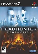 Headhunter: Redemption (PS2) VideoGames
