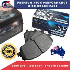 Fits Ford Focus LS LT LV 2005-2010 DB1763 Rear Disc Brake Pads