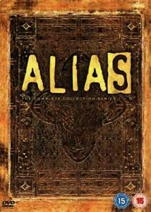 ALIAS The Complete Series Collection DVD Set NEW [Region 2 - Not USA Compatible]
