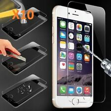 "10 x protector Protector de Pantalla de Vidrio Templado para iPhone 6 Plus/6 Plus S 5.5"""