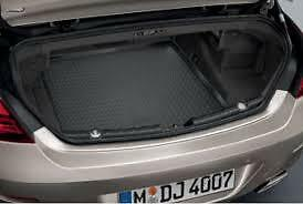 All Weather Boot Mat Rubber Genuine BMW F10 5 Series 520i 520d 528i 51472153687