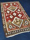 Antique Rare Shahsavan Killim Handmade Flat Weaves