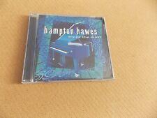 HAMPTON HAWES-BLUES THE MOST CD