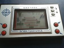 BOX!!!! RARE Russian USSR Elektronika BIATHLON