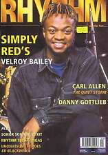 VELROY BAILEY SIMPLY RED / CARL ALLEN / DANNY GOTTLIEB	Rhythm	Mar	1996