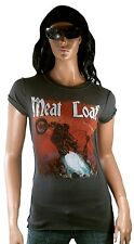 Cool AMPLIFIED Official MEAT LOAF Tattoo Rock Star Vintage Biker T-Shirt g.XS 34