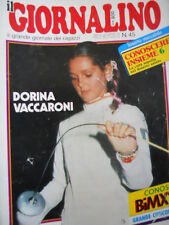 Giornalino 45 1983 Gianburrasca di Gianni De Luca - Cosmopuffo + inse      [C19]