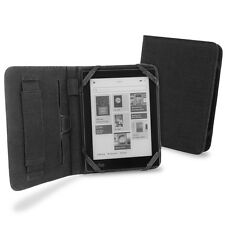Cover-Up Kobo Aura eReader Natural Hemp Vision Cover Case - Carbon Black