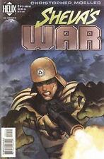 SHEVA'S WAR # 2 - COMIC - 1998 - 9