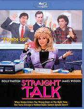 Straight Talk (Blu-ray Disc, 1992)
