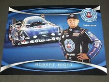 2014 ROBERT HIGHT AAA of SOUTHERN CALIFORNIA FUNNY CAR NHRA POSTCARD
