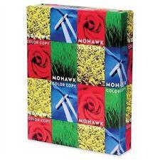 MOHAWK COLOR COPY  96 Brightness, 28lb 8-1/2x11,4000 sheets 1 Carton