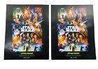 Disney Star Wars Galactic Nights 2017 Celebration Exclusive Poster Limited (2)