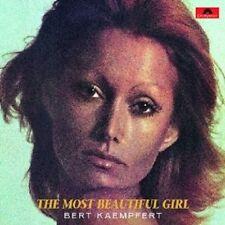 """BERT KAEMPFERT """"THE MOST BEAUTIFUL GIRL"""" CD RE-RELEASE"""
