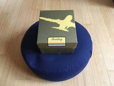Breitling ChronomatB 13050 Gold/Stahl mit Papieren und Bakelit Uhrenbox