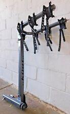 "Bike Rack - KUAT ALPHA  - Aluminum 3 Bike Carrier 2"" Receiver - GREAT COND."