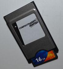 16 GB CF PCMCIA Adapter für Mercedes Benz Comand APS C197 W212 W204 W221 W207