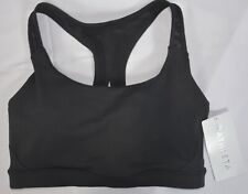 NWT $54 Athleta Black D-DD Contender Bra #490471 Supportive Compression