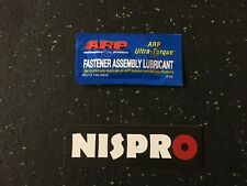 ARP assembly lubrication