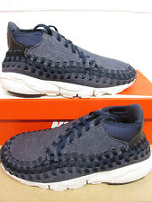 Nike Air Footscape Woven Chukka SE Mens Trainers 857874 400 Sneakers Shoes