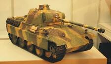 Panther ejec. g tarde-modelo kit metal 1:6 Tank SD. KFZ. 171 tanques