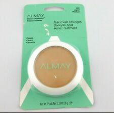 Almay Clear Complexion Pressed Powder Light/Medium Salicylic Acid Acne Treatment