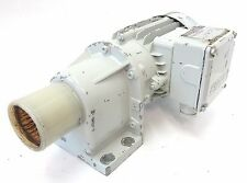 BAUER G062 Getriebemotor Elektrogetriebemotor Getriebe 128U/min 0,3kW 3~ IM B8
