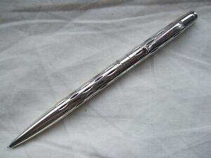 YARD O LED Sterling Silver Ballpoint Pen ~ 1976 Hallmarks