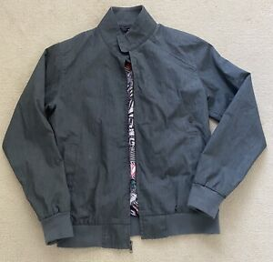 Volcom Mens Jacket, Grey, Medium