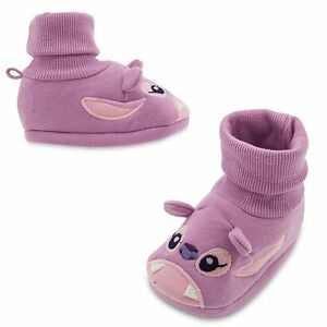 Disney Store Lilo and Stitch Angel Dress Up Baby Costume Shoes 6 12 18 24 Months