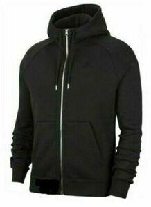 Jordan Jumpman Full-Zip Black Hoodie (DA6736-010) Men's Size Large L New $90 ⭐️