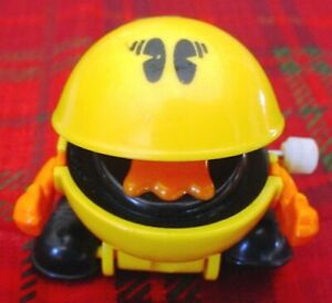 Vintage Tomy Toy Bally/Midway Wind-Up PacMan 1980