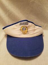 Oakland Invaders Hat USFL Cap visor vintage 1982
