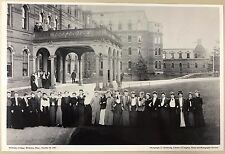 "8""x12"" PHOTO: WELLESLEY COLLEGE CAMPUS, WELLESLEY, MA 1903, GRADUATION GIFT!"