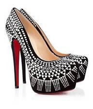 Christian Louboutin Women's Geometric Pumps, Classics Heels