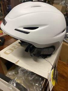 Giro Union Mips Medium Matte White Snow Sports Helmet