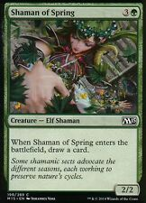 4x Shaman of Spring | NM/M | M15 | Magic MTG