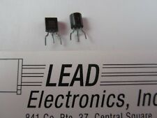 25PCS  2N7000 TO-92 N - CHANNEL 60V 0.2A Transistor FORMED LEADS