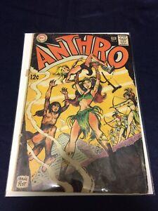 DC Comics Anthro #4 1969