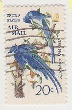 (UST-239) 1967 USA 20c Columbia Jays Air Mail (E)
