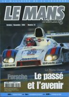 LE MANS RACING n°25 12/2004 - 01/2005  ALMS & LMES REVIEW     NICOLAS MINASSIAN