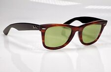 Vintage 1980's B&L Ray Ban Wayfarer Elite W1903 (BL5022) RB-3 Lens Sunglasses
