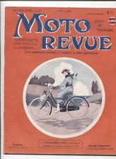 Moto Revue N°70 ;15 fevrier 1921 : le cyclotracteur/vélocette 220 cc