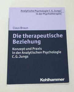 Analytische Psychologie C.G. Jung: Die therapeutische Beziehung