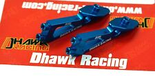 Aluminum Rear Wing Mount Blue For Team Associated RC10 B6 B6D 91718 Dhawk Racing