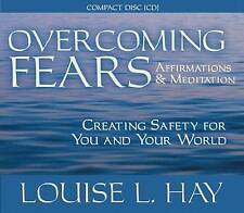 Louise L. Hay Audio CD Overcoming Fears