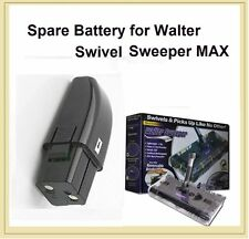 New_ Walter Sweeper Max Battery for Swivel Sweeper Max Quad Brush