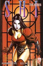 Shi The Series #5 December 1997 First Printing Crusade Comics
