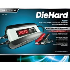 DieHard 6 Volt and 12 Volt Battery Trickle Charger / Maintainer